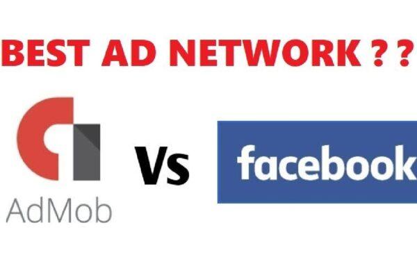 Admob vs Facebook ads earnings