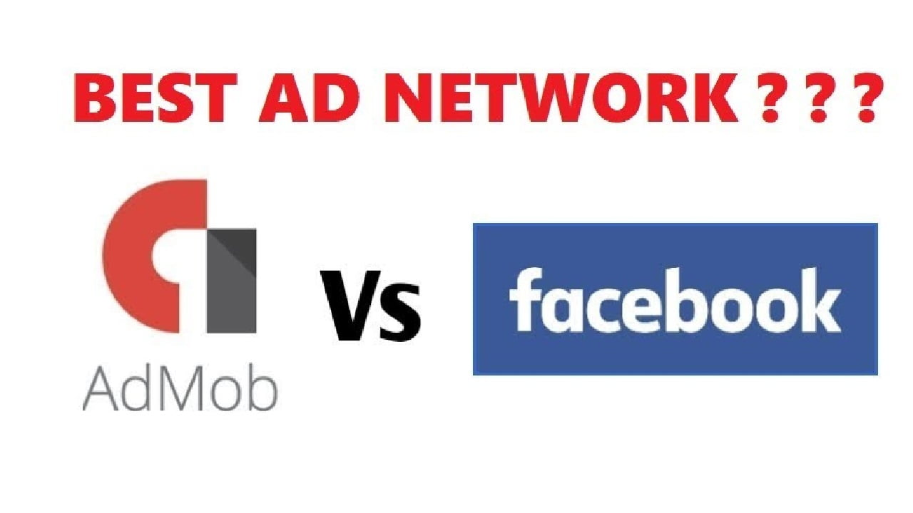 Admob vs Facebook ads earnings