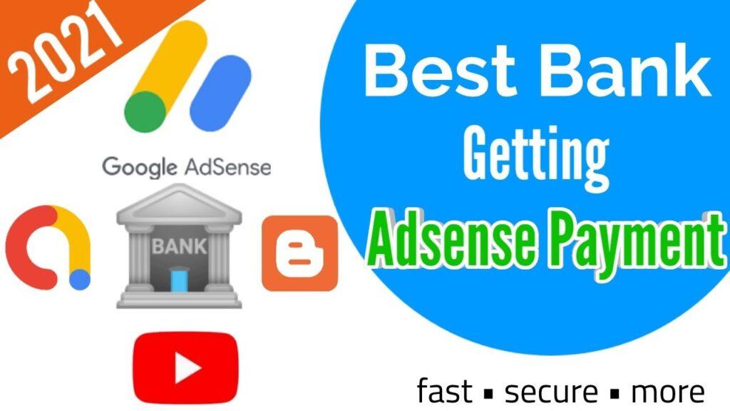 best bank for Adsense